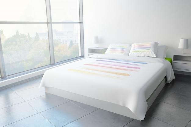 Camera da letto arcobaleno
