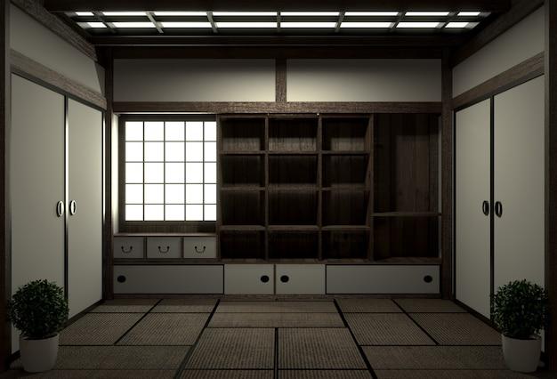 Camera originale in stile giapponese