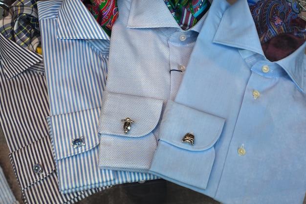 Camicie maschili