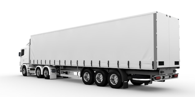 Camion bianco