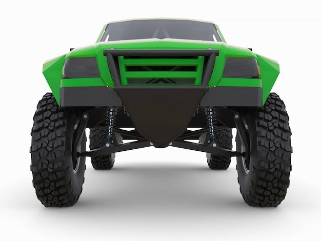 Camion da corsa sportivo più preparato per il terreno desertico