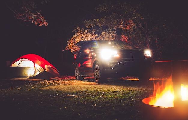 Campeggi avventura