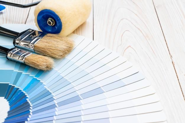 Campionario colori catalogo pantone o colore campionario