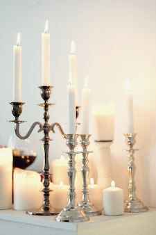 Candele decorative