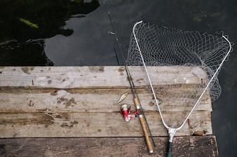 Rete da pesca foto e vettori gratis for Rete da pesca arredamento