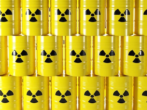 Canna radioattiva