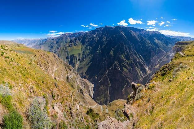 Canyon del colca, perù