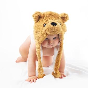 Cappellino per bebè