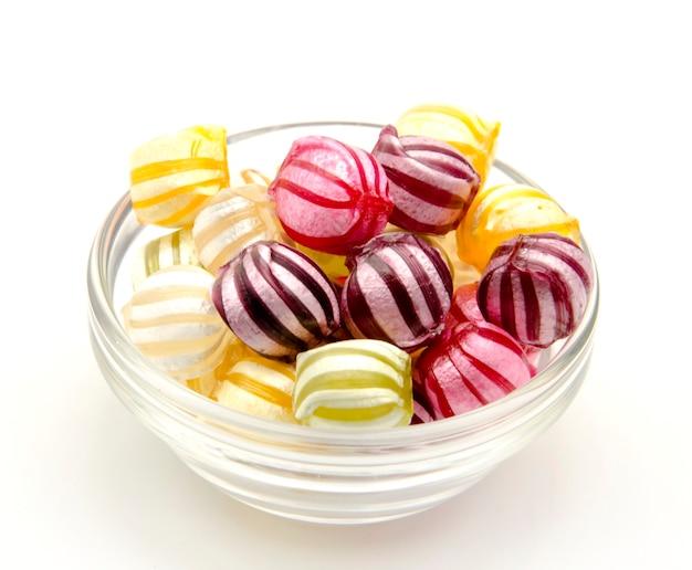 Caramelle assortite di frutta