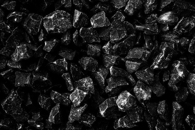 Carboni neri naturali per lo sfondo