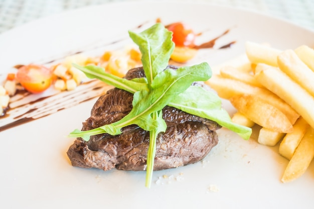 Carne con lattuga