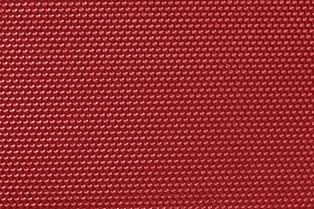 Carta da parati colorata rossa del favo