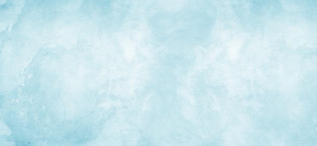 Carta da parati concreta blu-chiaro di struttura del fondo