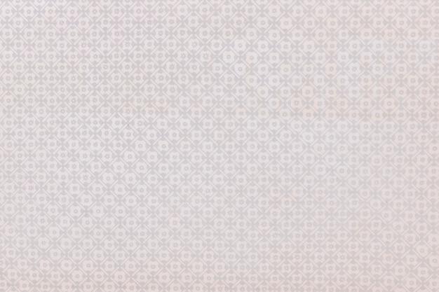 Carta da parati dell'annata del reticolo floreale senza giunte