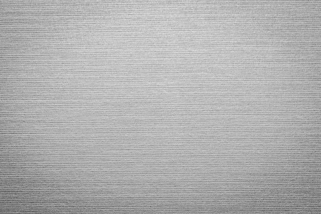 Carta da parati e tessitura superficiale di colore grigio chiaro