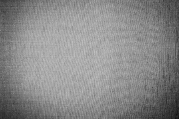 Carta da parati e trame di tela grigie e nere