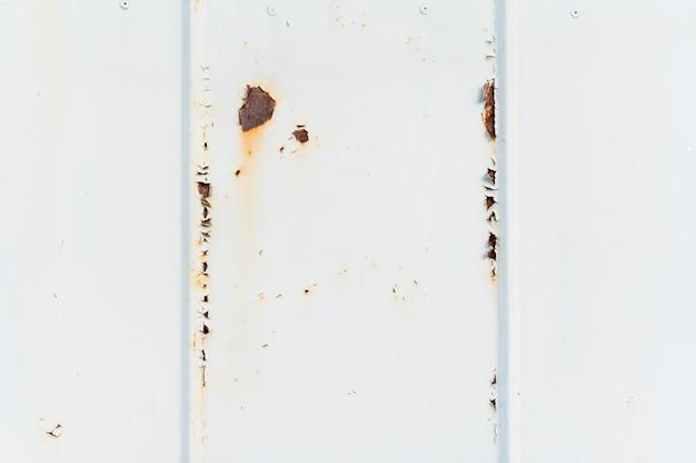 Carta da parati sporca bianca minimalista di struttura