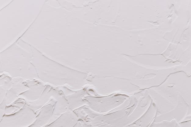 Carta da parati strutturata concreta bianca astratta
