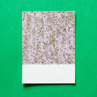 Carta di carta scintillante e scintillante