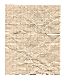 Carta millimetrata vintage