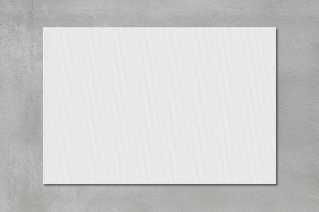 Carta patinata grigia su cemento per il design nel tuo concetto di lavoro.