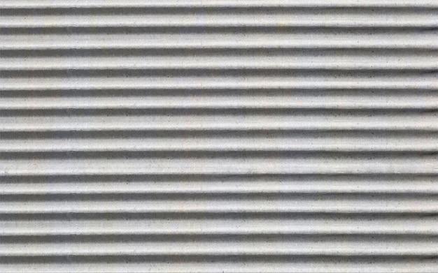 Cartone ondulato di brown per fondo, primo piano