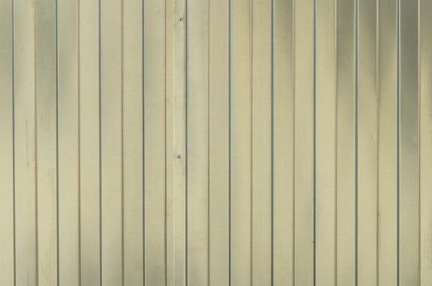 Cartone ondulato metallizzato