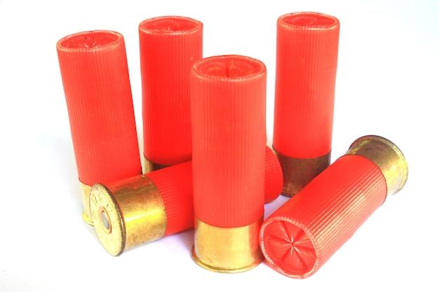 Cartucce per fucile 12 calibro