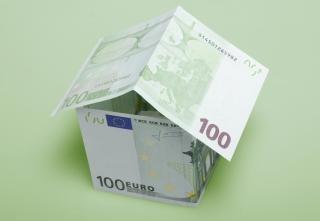 Casa i soldi del patrimonio netto
