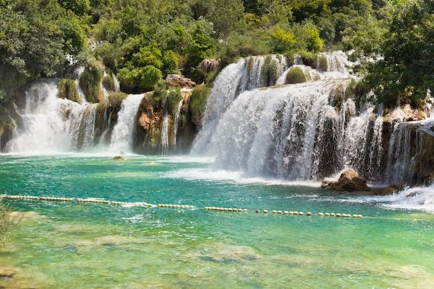 Cascate di krka, croazia
