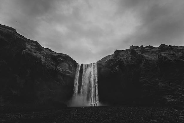Cascate e meraviglie islandesi