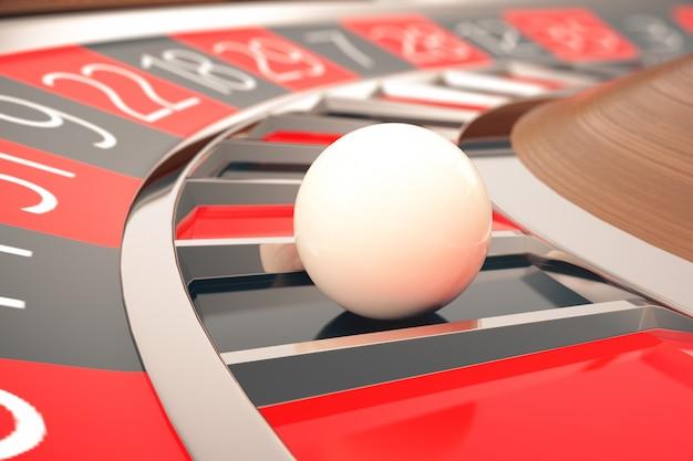 Casino roulette game. casino gambling.