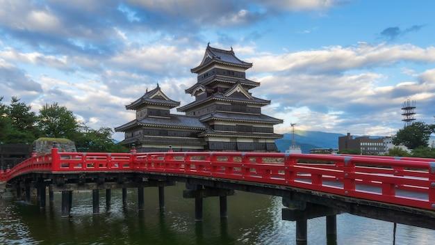 Castello di matsumoto in giappone
