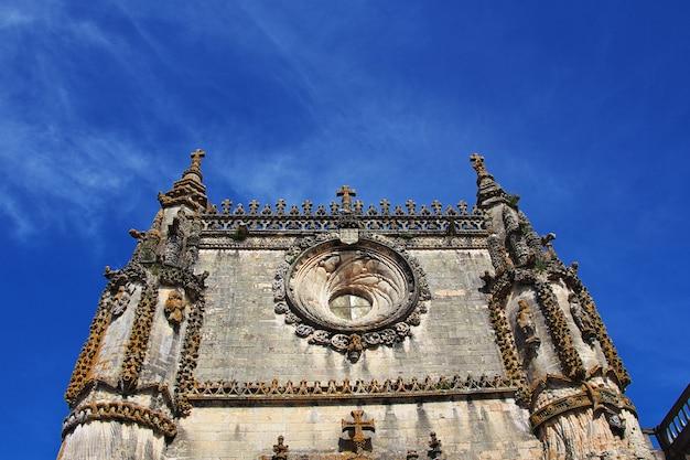 Castello di tomar dei cavalieri templari, portogallo