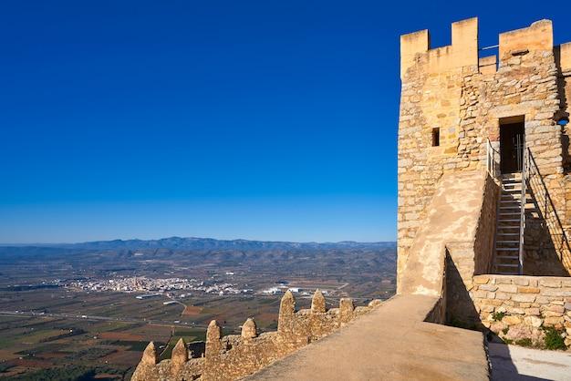 Castello di xivert a alcala de chivert castellon