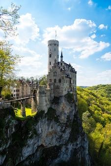 Castello lichtenstein in germania