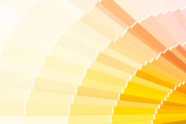 Catalogo colori di esempio