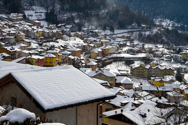 Catello tesino, italia
