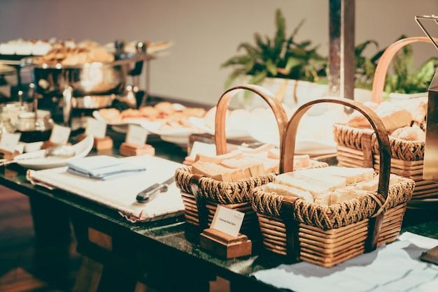 Catering banchetto celebrazione bianco