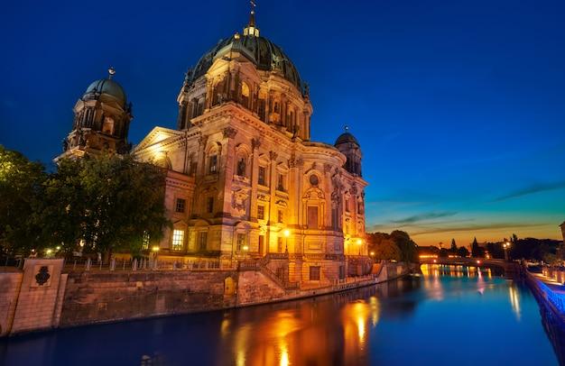 Cattedrale di berlino berliner dom germany