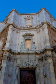 Cattedrale di cadice, in spagna