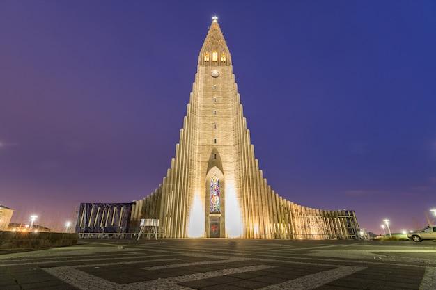 Cattedrale di hallgrimskirkja