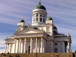 Cattedrale di helsinki turistico