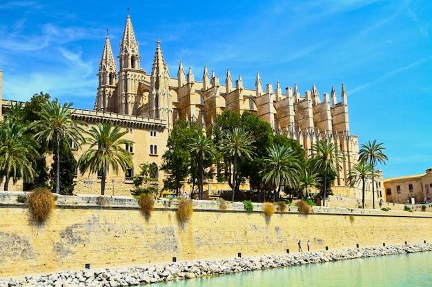 Cattedrale di palma di maiorca