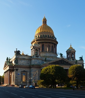 Cattedrale di san isacco a san pietroburgo