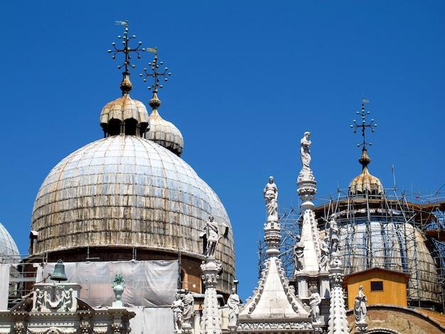 Cattedrale di san marco, venezia, italia