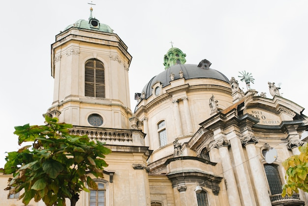 Cattedrale dominicana in ucraina