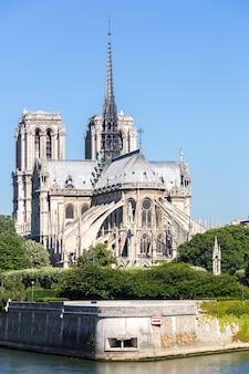 Cattedrale notre dame parigi