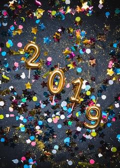 Celebrazione del nuovo anno 2019