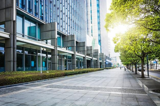 Centro business moderno